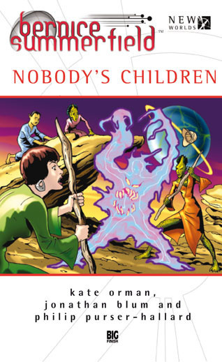 cover for Nobody's Children