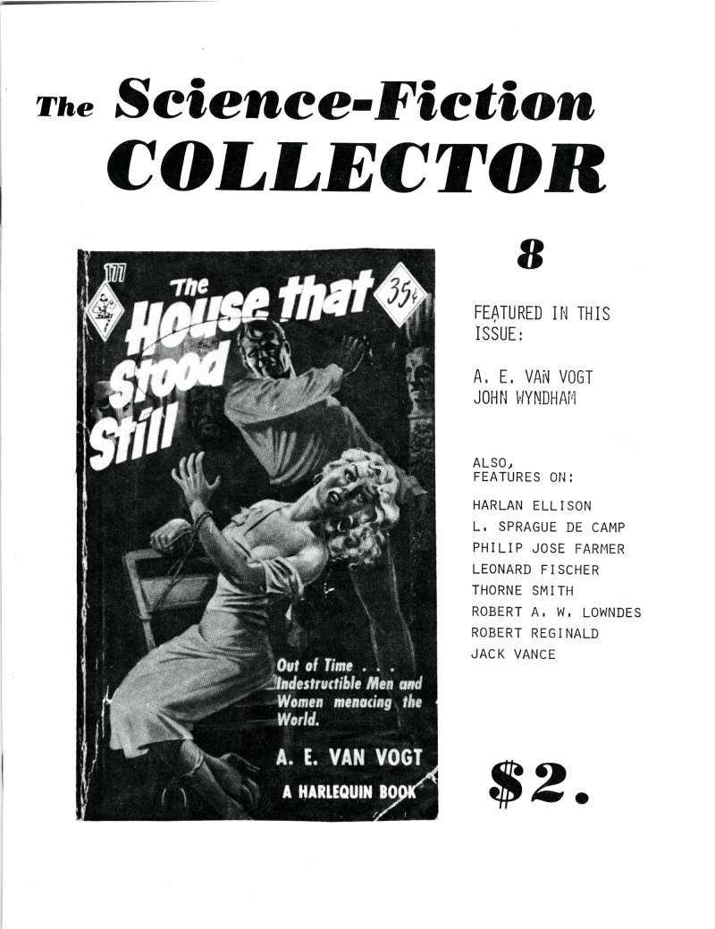 Science-Fiction Collector #8